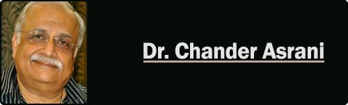 Dr Chander Asrani
