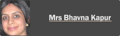 Bhavna Kapur