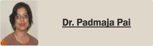 Dr Padmaja Pai