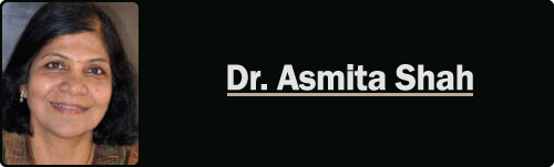 Dr Asmita Shah